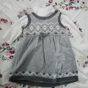 Baby Girl's winter dress